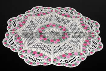 CROCHET DOILY JAR PATTERN FREE CROCHET PATTERNS