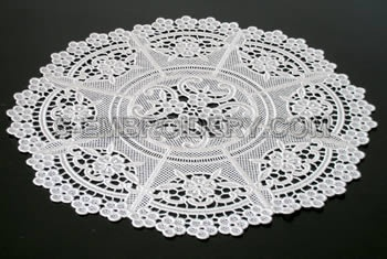 Freestanding Lace Doily #1