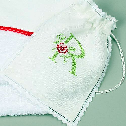 Cross stitch machine embroidery projects