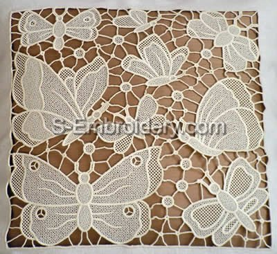 Machine Embroidery Free Standing Lace Designs 10419 Free